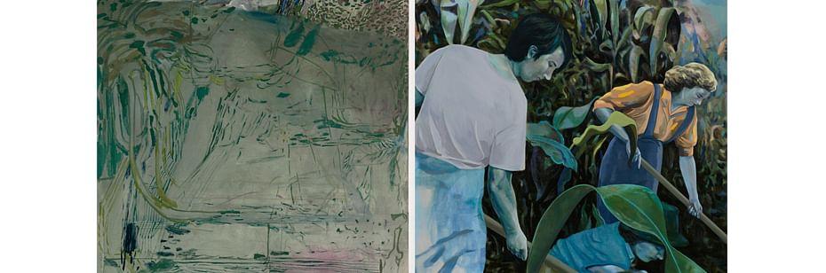 Amber Wallis and Kylie Banyard :: The Heroine Paint
