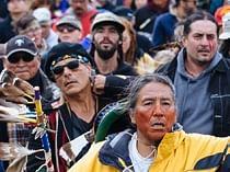 Standing Rock :: Angus Mordant