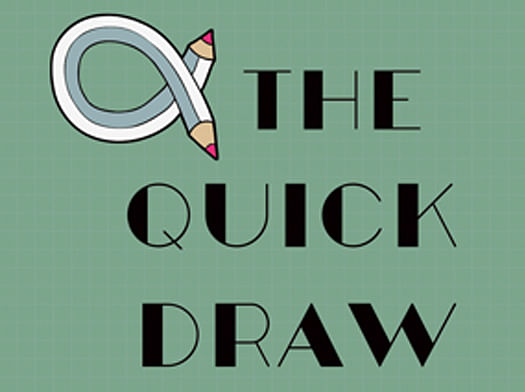 The Quick Draw Club<br>with Erica Gully (AKA Kiki)