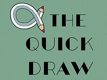 The Quick Draw Club<br>with Michelle Dawson