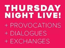 Thursday Night Live! Online<br>Elders Speak - 'Always Was Always Will Be'