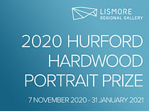 2020 Hurford Hardwood Portrait Prize