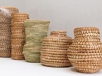 Introduction to Traditional & Contemporary Basket Weaving with Kylie Caldwell
