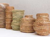 Kylie Caldwell :: Introduction to Traditional & Contemporary Basket Weaving