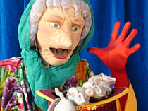 Puppet Shows with Sydney Puppet Theatre!
