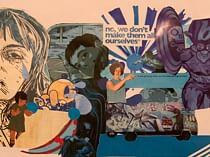 Youth Week: Collage & Paste Up Graffiti Workshop